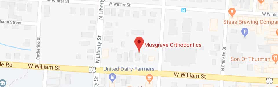 Musgrave Orthodontics in Delaware, OH